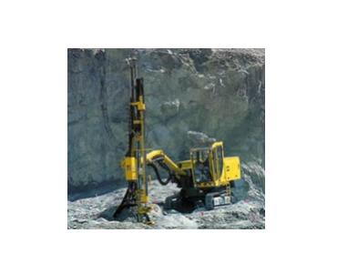 倾角传感器对液压钻机的钻头控制