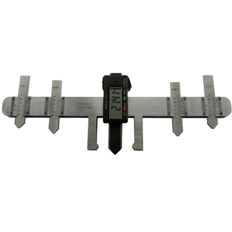 数显式辙叉磨耗测量仪ZCY-A
