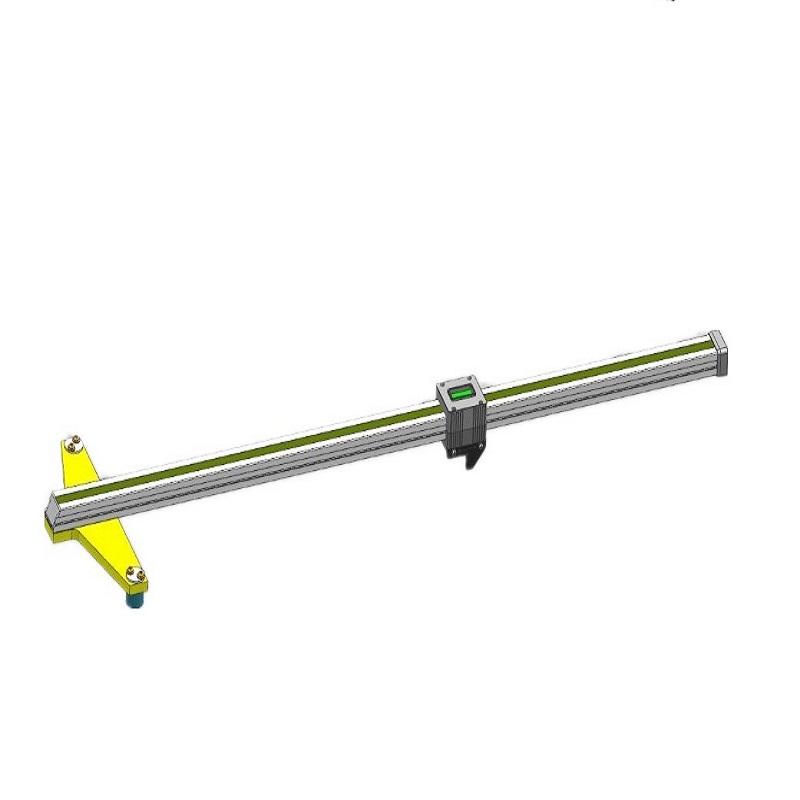 數顯式鐵路支距尺HTZJC-1X