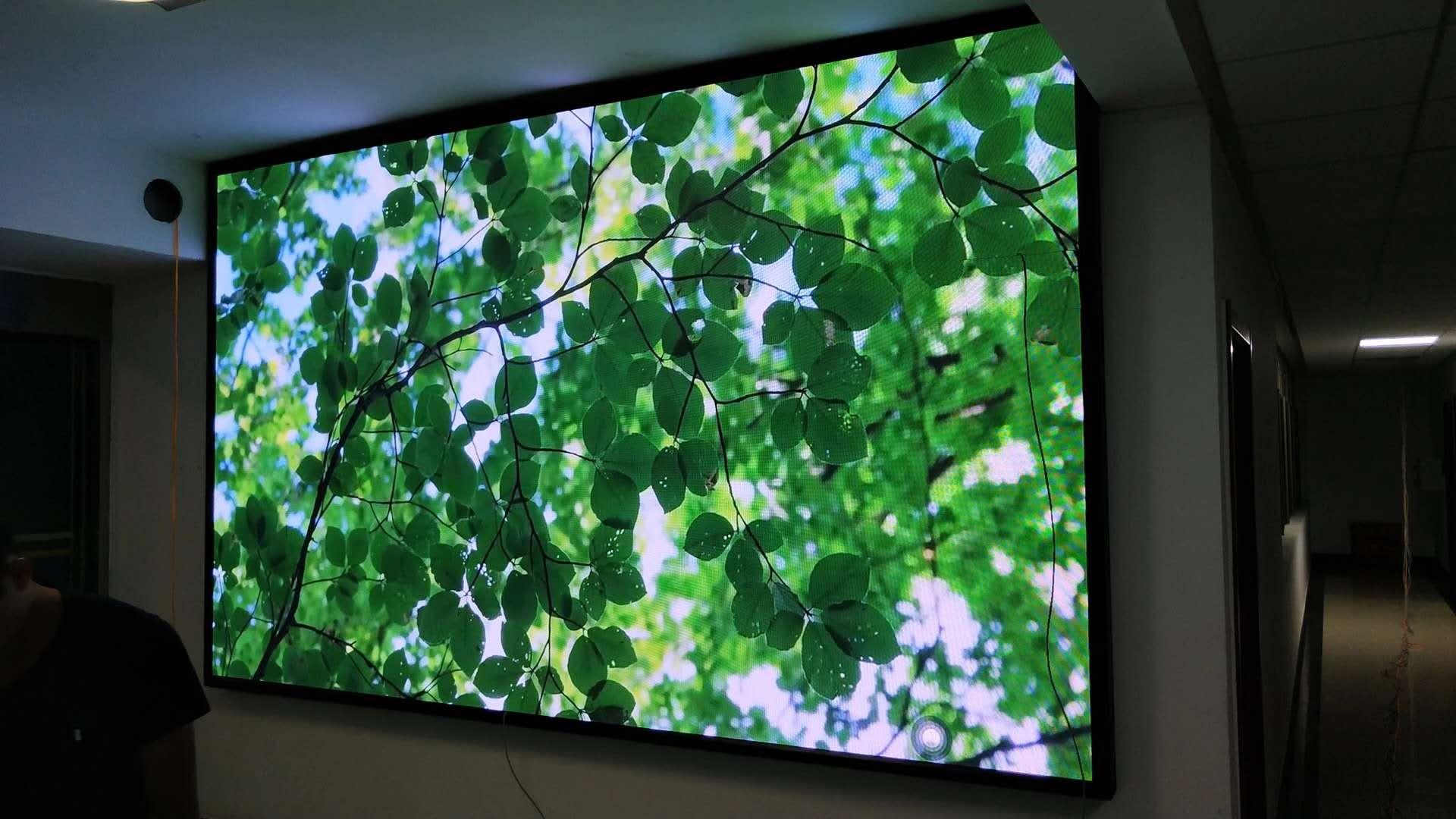 襄陽LED顯示屏安裝要考慮的因素