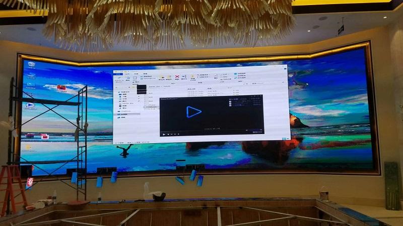 显示屏厂家如何处理LED显示屏闪烁