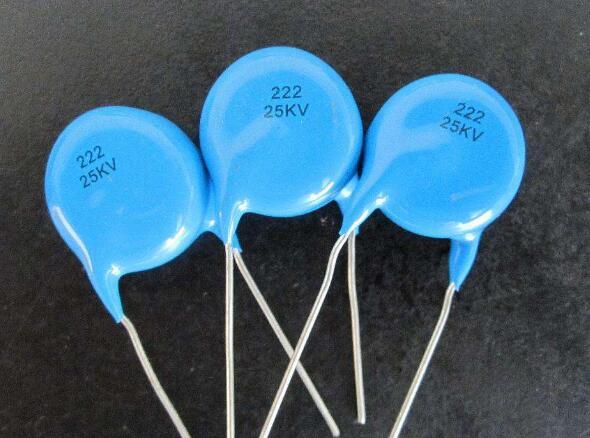 CC82/CT82超高压瓷介电容