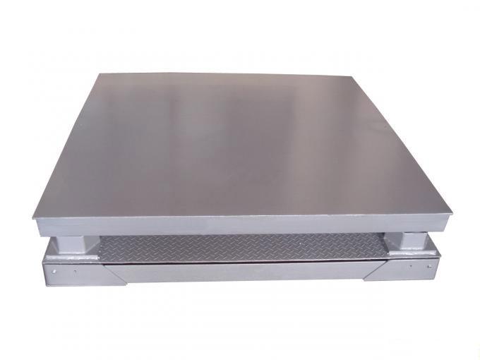 三层钢材缓冲地磅