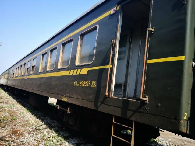 废弃火车出售和回收行业的亮点之重获新生