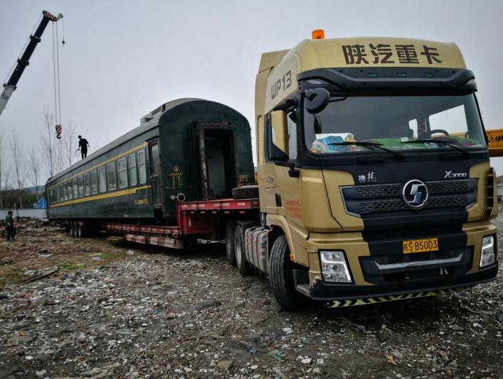 铁路火车车厢出售