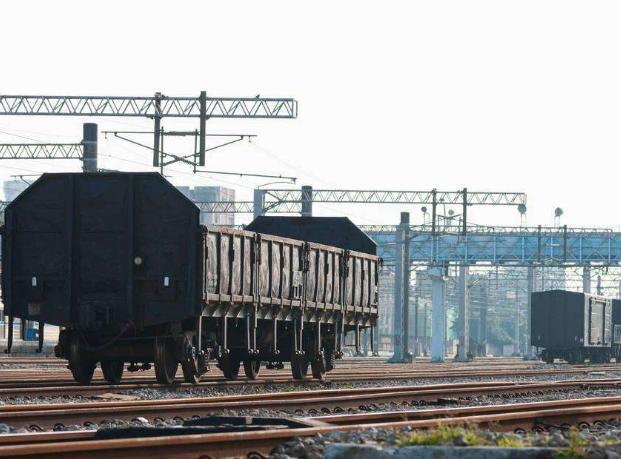 二手铁路货车车厢