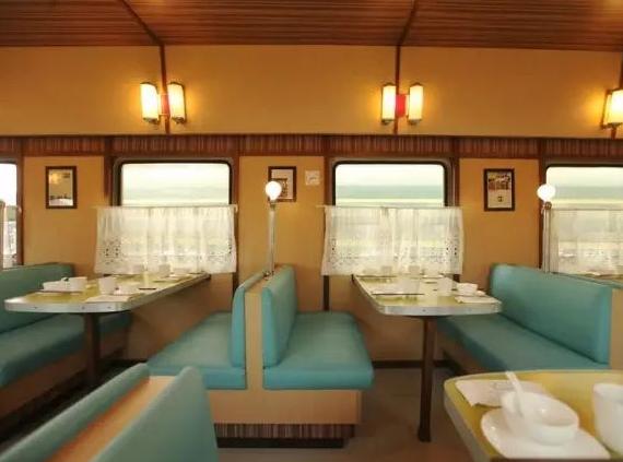 你知道从哪里购买淘汰的火车车厢来开餐厅吗