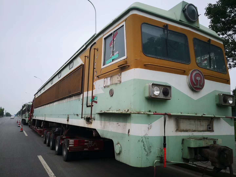 北京型机车