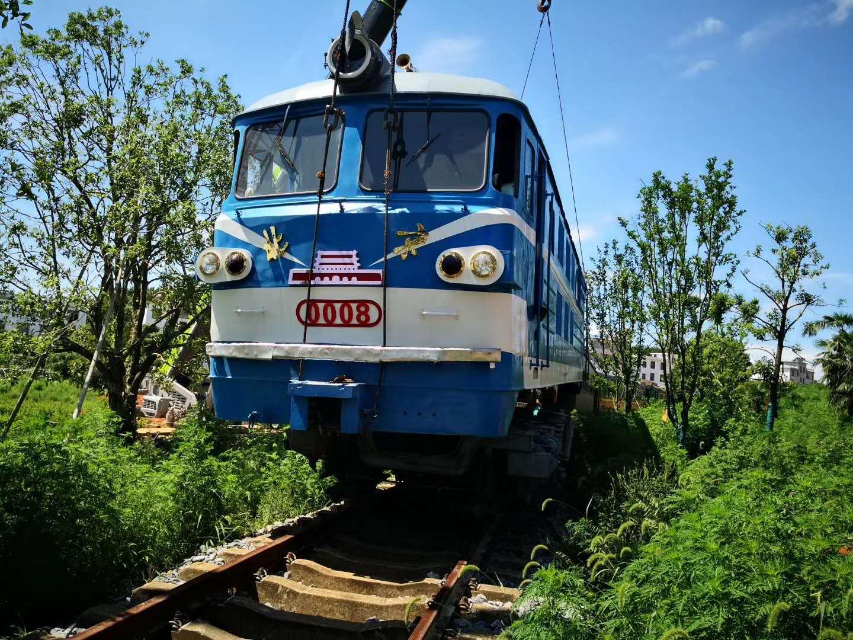 回收废旧火车车厢用处多多既环保不浪费