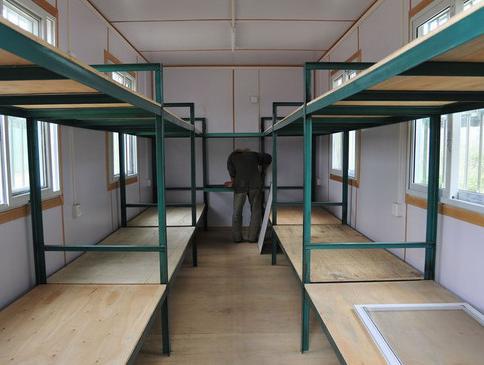 襄阳集装箱宿舍