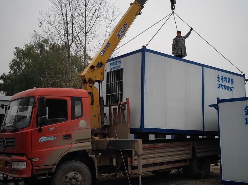 襄阳集装箱房生产厂家