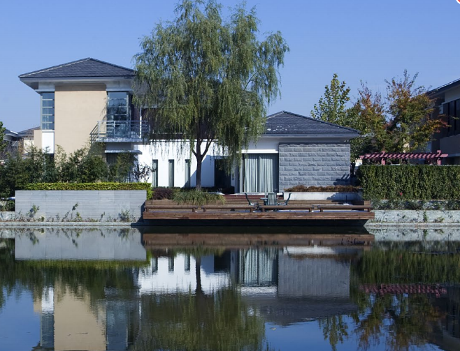3D喷筑轻钢复合房屋