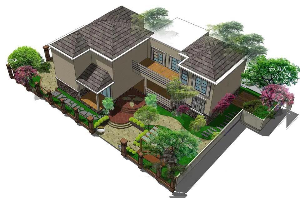 襄州区轻钢别墅施工
