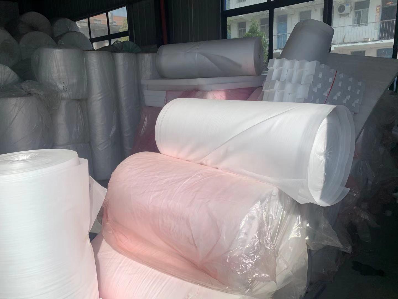 泡沫棉車間