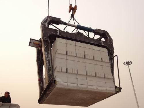 6排液壓遙控吊夾