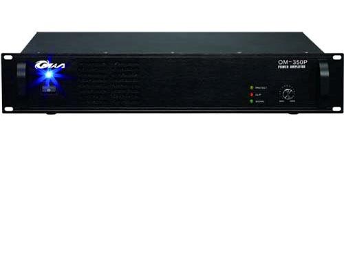 纯后级功放OM-350P/550P/650P