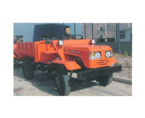 金屬礦專用四輪礦車