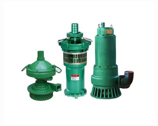 風動水泵、潛水泵