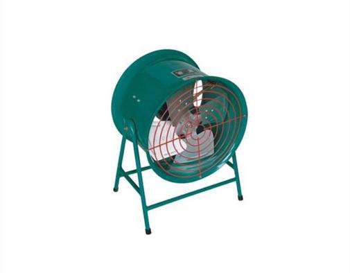 低噪聲軸流通風機