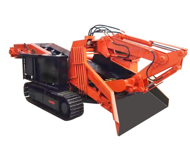 扒渣机是一种投入高收益高的出渣工具