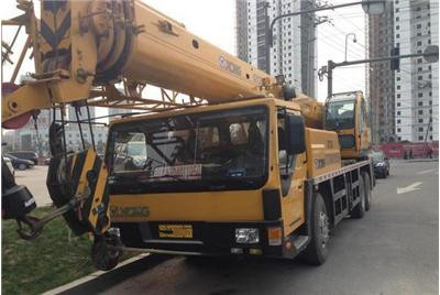 襄阳20吨吊车租赁