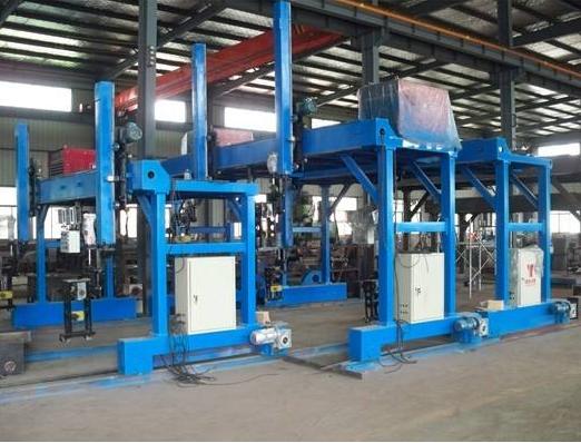 鋼構生產設備