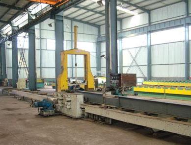 鋼結構生產設備