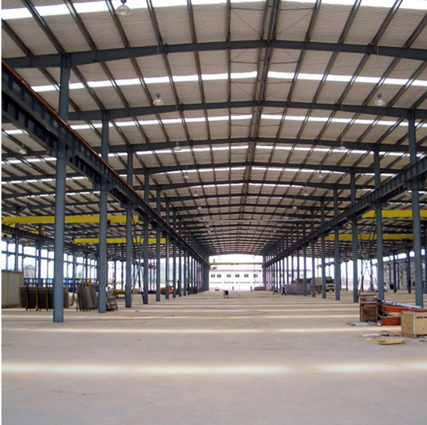 襄陽鋼結構展廳