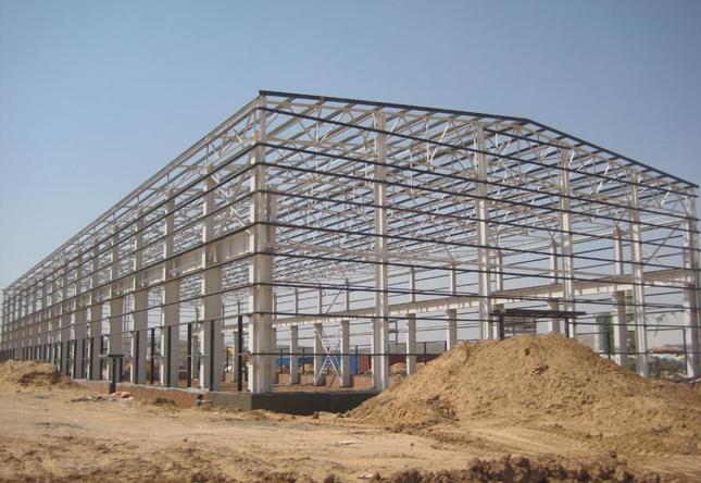荊門鋼結構廠房