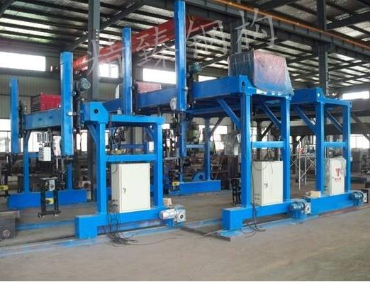 钢构生产设备