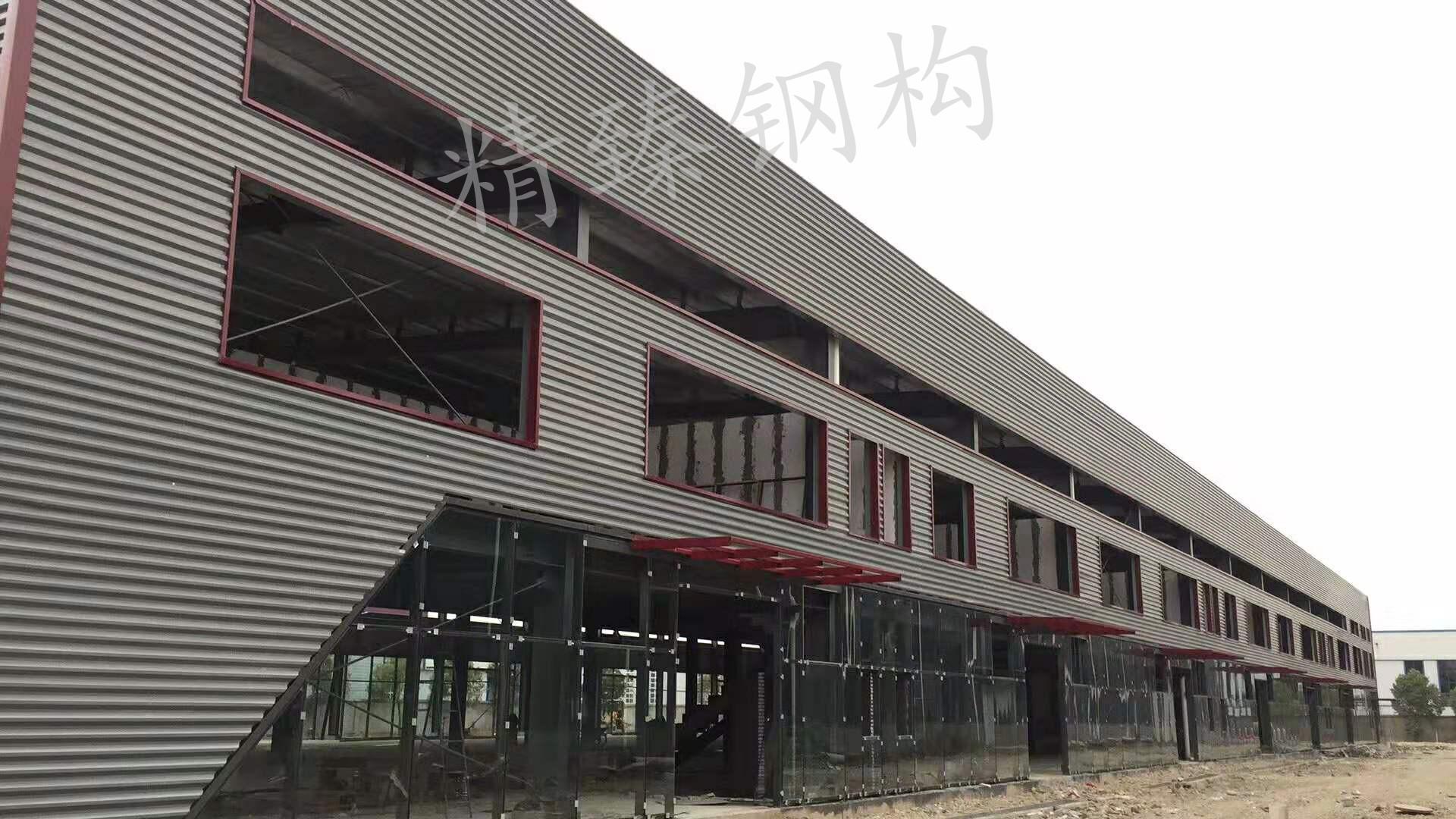 襄陽凱達鋼結構4S店