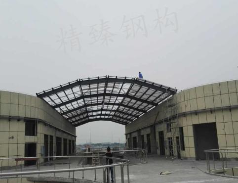 武漢人民電器連廊
