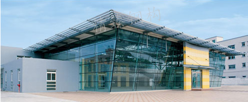 随州钢结构展厅