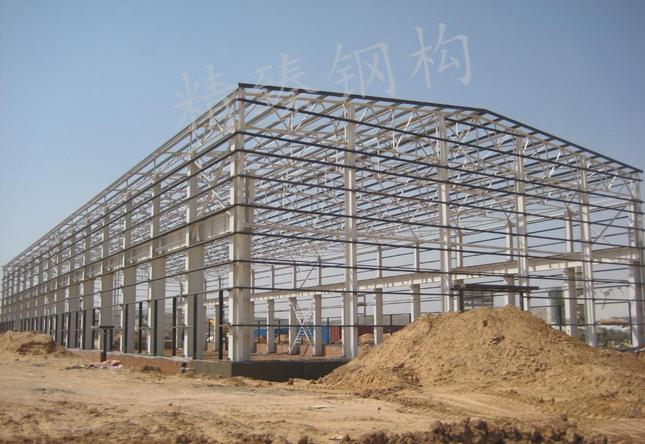 荆门钢结构厂房