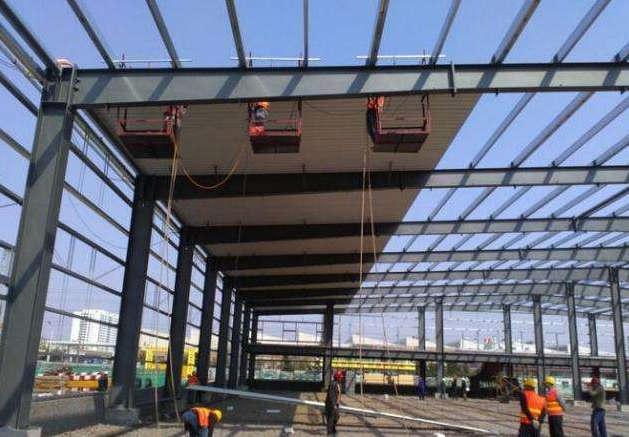 襄陽鋼構工程設計