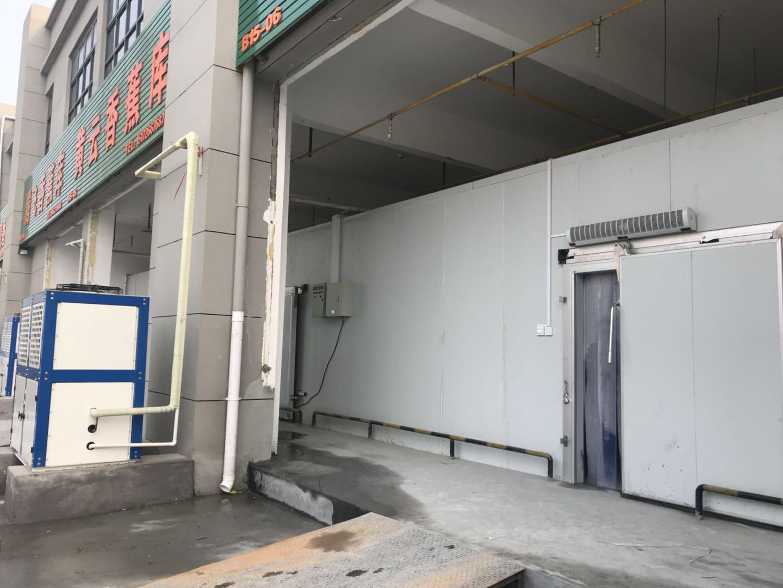 襄陽冷庫安裝-襄陽竹葉山農產品交易中心