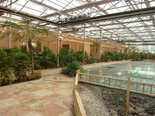 成都生态玻璃温室大棚