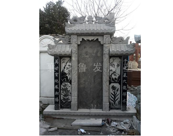 襄阳石雕详解石雕牌坊尺寸和价格