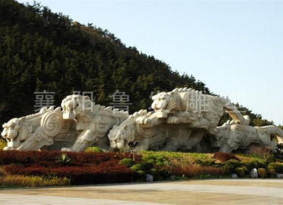 公园景观雕塑摆件襄阳鲁发按图定制_欢迎来图问价