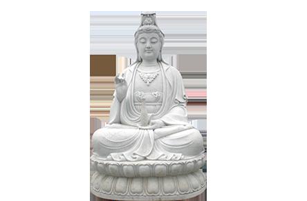 襄阳鲁发雕塑分享石雕佛像起源