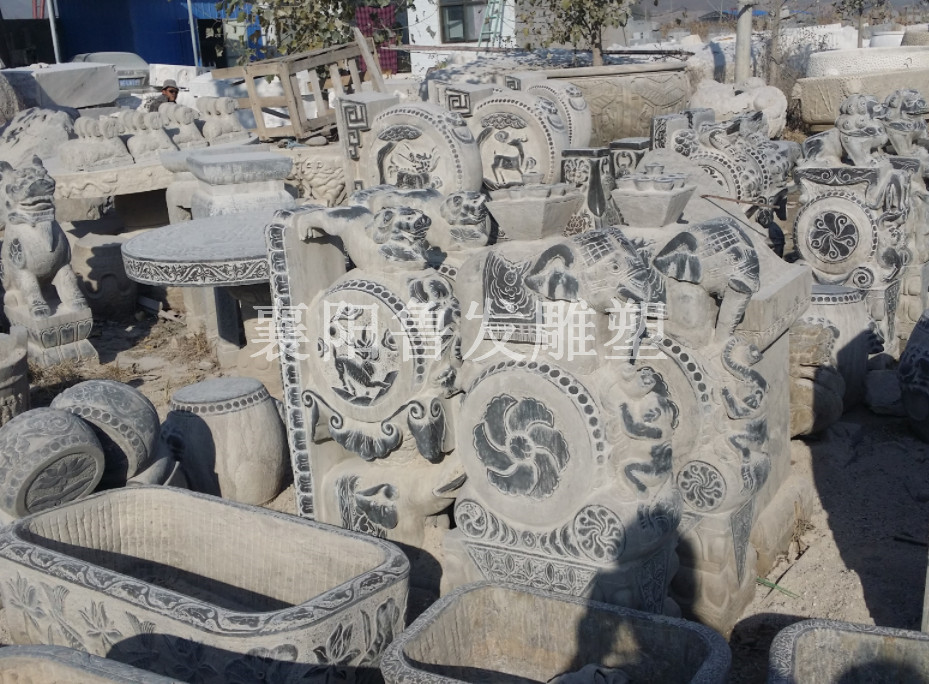 仿古石雕厂家