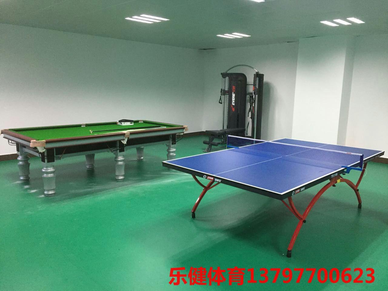 工程案例乒乓球台