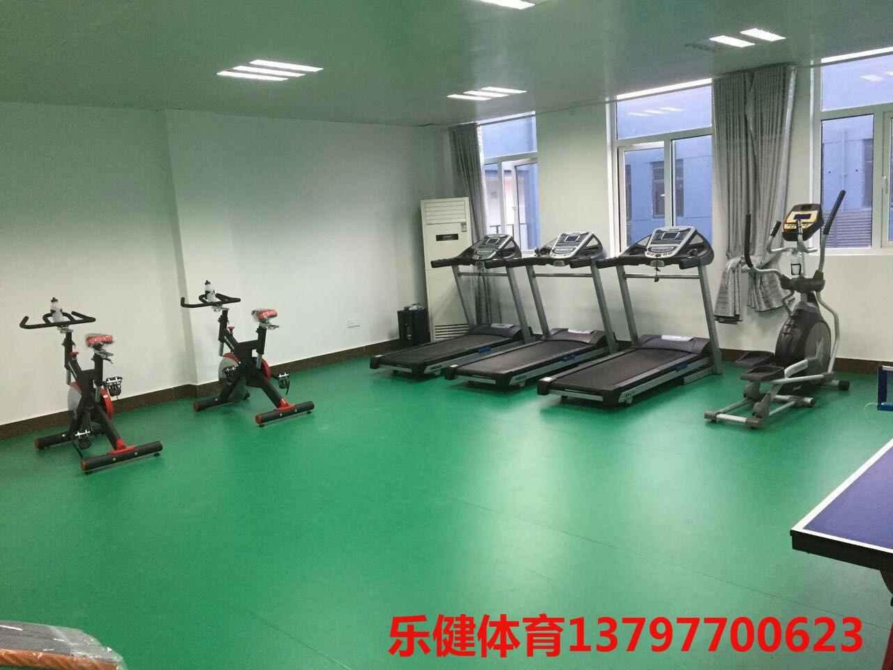 工程案例健身房
