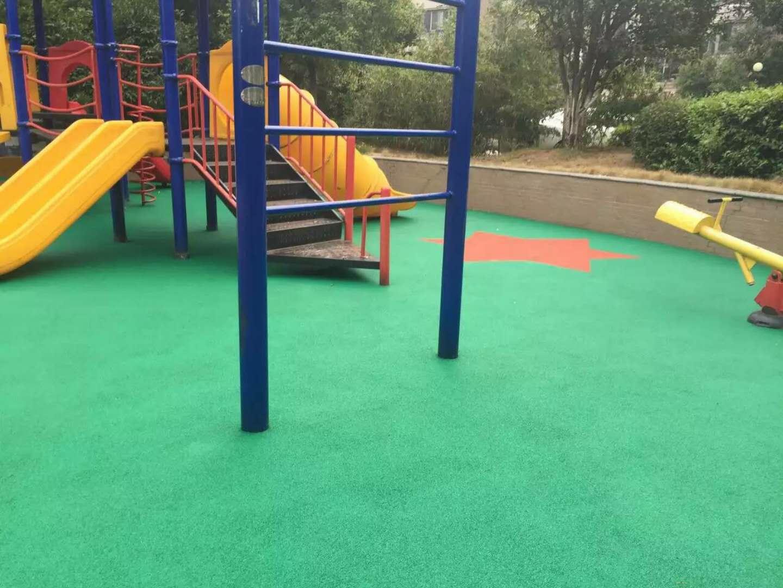 工程案例-戶外兒童樂園