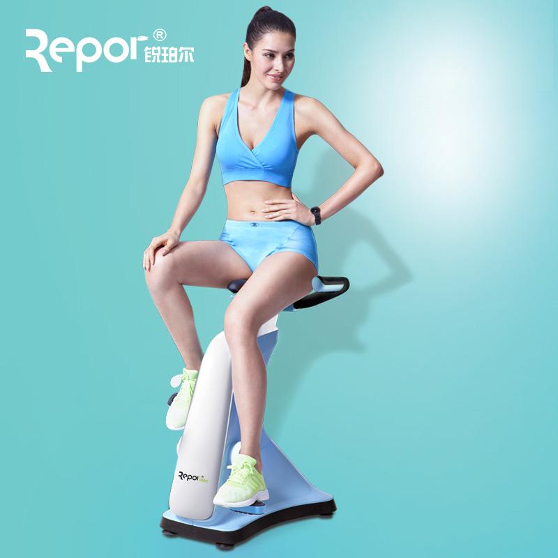 Repor/锐珀尔R9健身车超静音家用室内动感单车减肥脚踏运动自行车