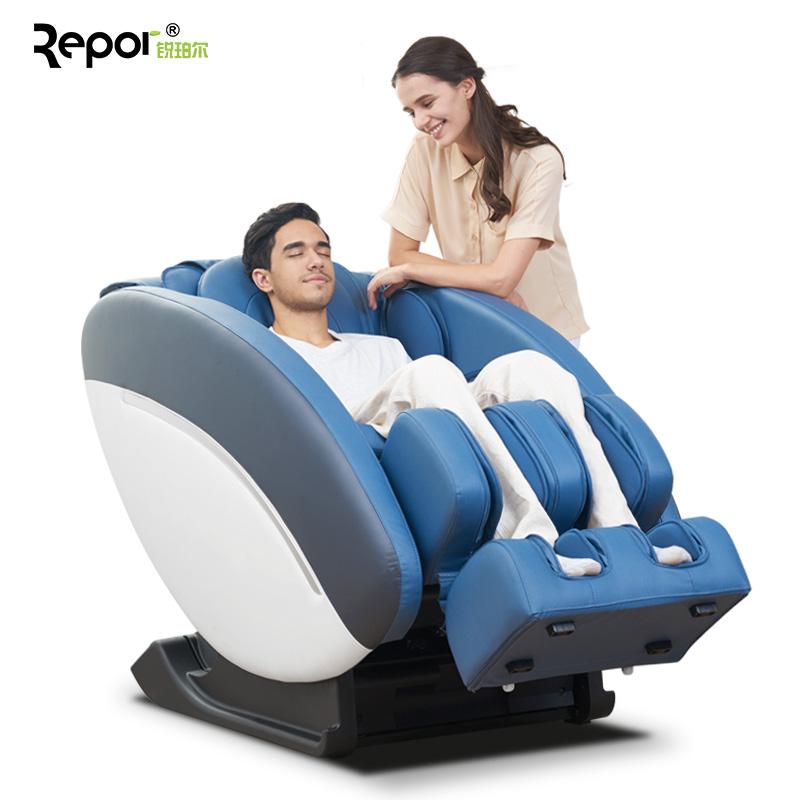 选择合适的按摩椅可以让我们的身心更舒畅