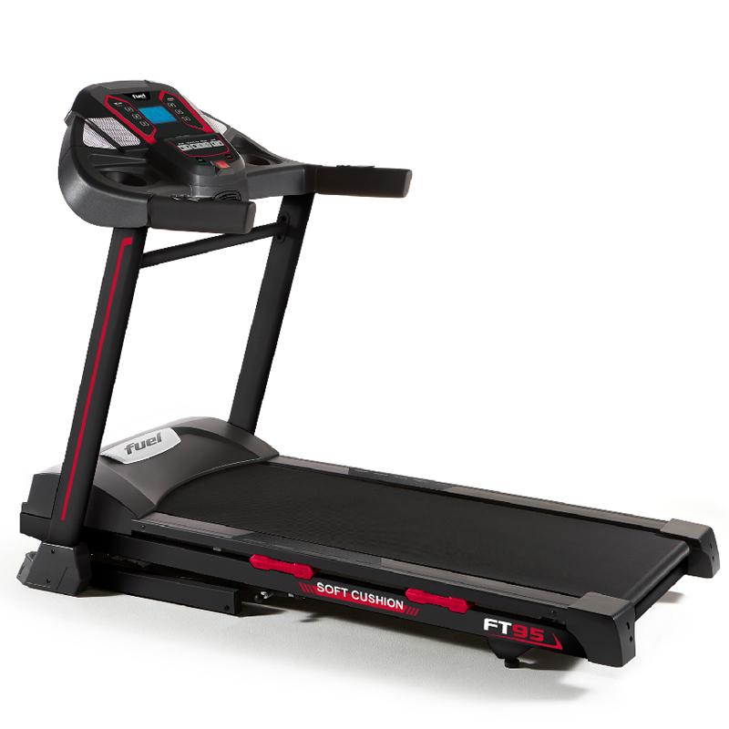 美国岱宇Dyaco跑步机家用可折叠静音FT95/FT98进口品牌健身器材