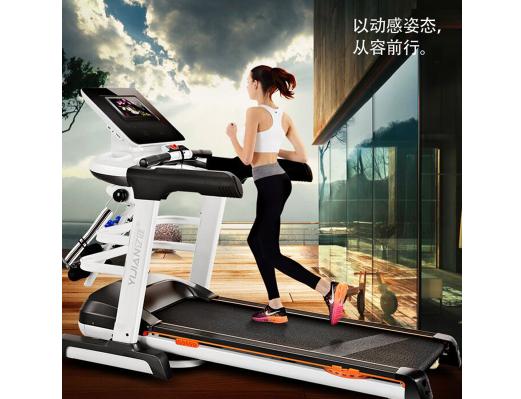亿健DK-10AA跑步机家用款 多功能可折叠可连接WiFi电动跑步机