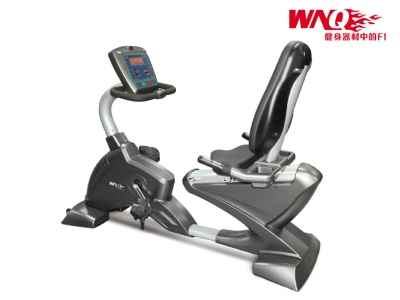 商用卧式健身车F1-8318WD