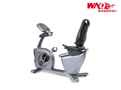 豪华商用卧式健身车F1-8318WB